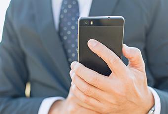 法人携帯電話の取次事業
